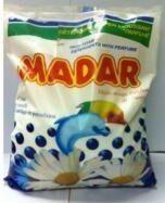 China popular Madar brand low price detergent powder/washing detergent powder to africa market wholesale