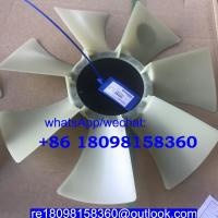 China Fan Blade 2485C546 T400970 for 1103 1104 Perkins power parts/ Geunine orignal engine parts wholesale