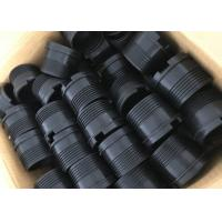 China Recyclable Plastic Thread Protectors / Threaded End Cap Custom Injection Molded wholesale