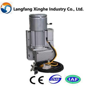 China hoist motor for suspended working platform wholesale
