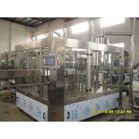 China Soft Drink Carbonated Drink Filling Machine For Gas Water ,  Sparking Water , Soda Water wholesale