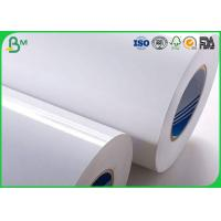 China Jumbo Roll High Glossy Art Paper 180gsm 200gsm 220gsm For Magazines Printing wholesale