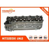 China Complete Cylinder Head For MITSUBISHI 4M40 Canter Fe -511 / 711  2.8TD  Pajero AMC 908515 wholesale