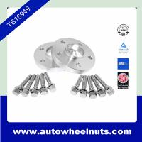 China Hub Centric Alloy Aluminum 5x120 Wheel Spacers 20mm Thickness wholesale