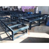 Buy cheap Transport Conveyor Table Rollers Load 1000kg / M Width 700mm Length 3000mm from wholesalers