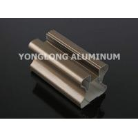 China 6063 6061 Extruded Polished Aluminium Profile For Door And Window wholesale