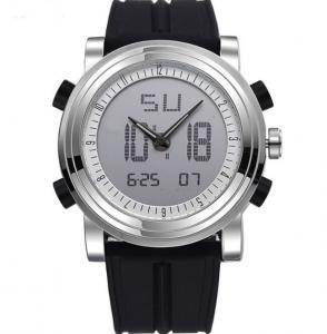 Buy cheap Men's Digital Watch Men Chronograph digital analog watch Waterproof Quartz from wholesalers
