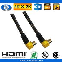 China 24k gold plated hdmi cable support Ethernet 3D 1080p on sale