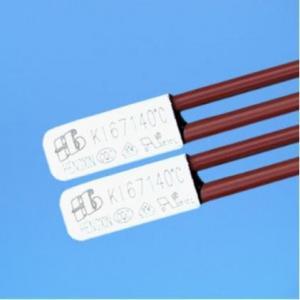 China 12a Ac250v Thermal Cutoff Switch Miniature Thermal Heat Sensor wholesale