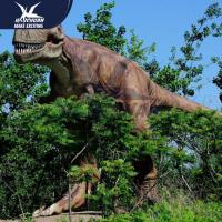 China High Simulation T-REX Realistic Dinosaur Models For Park Decoration wholesale