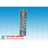 China Chrome Coated Steel Compression Springs , Front Shock Absorber Springs For Motorcycle wholesale