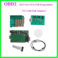 China 2012 New UPA USB Programmer V1.2 with Full Adaptors wholesale