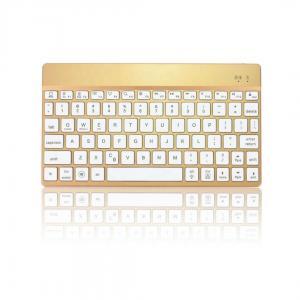 China 10 Meter Slim Wireless Bluetooth Keyboard , Mobile Bluetooth Keyboard For Ipad on sale