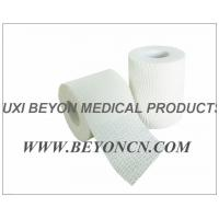 China Hand Finger Elastic Adhesive Bandage / Zinc Oxide Adhesive Cotton Adhesive Tape wholesale