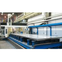 Buy cheap Thermic Oil Heated Hot Press Platen / Plywood Steel Platen 2700 Mm Length from wholesalers