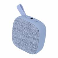 2018 Hottest Super loud fabric material wireless cool outdoor mini music