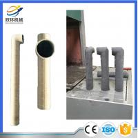 China Paper sprue tube machine for casting from SH Machinery wholesale