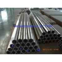 China Magnesium alloy pipe ZK60 magnesium extruded pipe thick wall Magnesium pipe AZ80A-T5 as per ASTM B107/B107M-13 wholesale