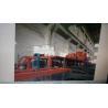 China GRC Board Door Press Machine , Automatic MgO Sandwich Panel Making Machine wholesale