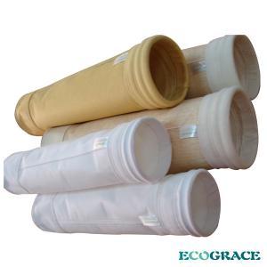 China Steel Melting Furnance Smoke Filter Polyimide Filter Bags, P84 Filter Bag D150 * 7000mm wholesale
