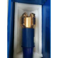 China 4 Blades Carbide Insert Drill Bits PDC Bits Forging For Water Well Drilling wholesale