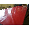 China 24Mpa , 35Shore A , Red Gum Rubber Sheet , Pure Natural Rubber Sheet , Para Rubber Sheet , Industrial Rubber Sheet wholesale