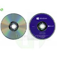 Buy cheap Activated Online Working Lifetime Windows 10 Pro OEM Spanish Version DVD + Key from wholesalers