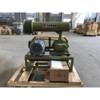 Quality Low Vibration 10KPA - 80KPA Three Lobe Roots Blower BK5003 For Pipe Clearing for sale