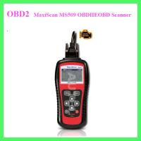 China MaxiScan MS509 OBDIIEOBD Scanner wholesale
