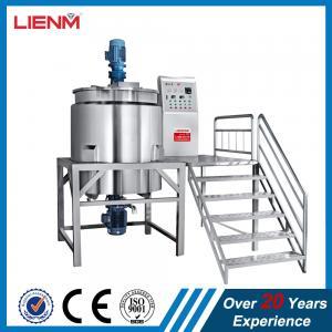 LIENM Factory Shampoo Liquid Soap Liquid Detergent Making Machine
