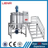 China Factory Price Hand Sanitizer Mixing Tank Processing Line Manufacturing Machinery wholesale