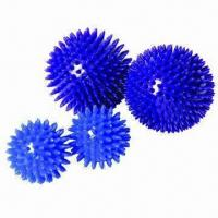 China Massage Balls, Various Sizes are Available wholesale