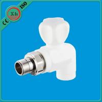 China Non Toxic Water Filter Pipe Fittings Pure PPR Raw Material Long Life Span wholesale