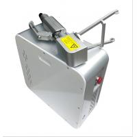 Quality 20W High Cleanliness Fiber Laser Rust Removal Machine With Auto Focus for sale