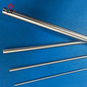 China Hard Chrome Plated Steel Bar Induction Hardened HRC 58 850 HV Surface Hardness wholesale
