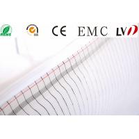 China No Radiation Infrared Heating Element Film For Garden Pavilions Floor Heating Parts on sale