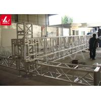 China Portable Aluminum Goal Post Lighting Gentry Truss For Outdoor Performance wholesale
