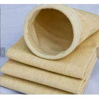 China Thermal Stability Silo Industrial Filter Bags Polyamide P84 Dust Collection wholesale