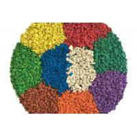 China High Flexibility EPDM Rubber Granules For Environmental Protection Material wholesale