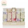 China Womens Bubble Bath Gift Sets 305ml Shower Gel 200ml Body Lotion ODM Service wholesale