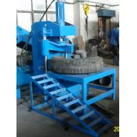 Buy cheap Tire Cutter-Tire recycling from wholesalers