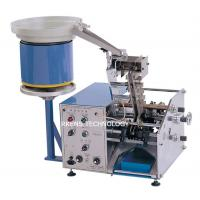 China Automatic loose/taped axial diode/resistor lead forming kinking machine wholesale