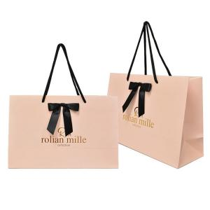 China High Standard In Quality Retail Paper Gift Bags With Custom Logo on sale
