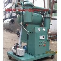 Quality Portable Type Transformer Oil Purifier,High Efficiency Dielectric Oil Filtration,Oil Reprocessing Pl for sale
