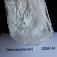 China Exemestane Aromasin Steroids Anti Estrogen Hormone Drugs for Breast Cancer wholesale