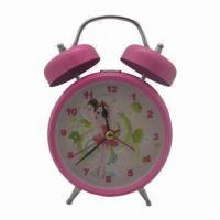 China Alarm Clock with Personalized Sound Uploaded through USB Port Novelty Digital Clock on sale