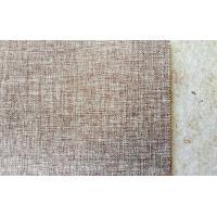 China Low Carbon Soundproof Fiberboard , Grease Proof Acoustical Fiber Board With Colorful Cloth on sale