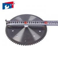 China Durable TCT Circular Saw Blade , Copper Saw Blade High Frequency Welded wholesale