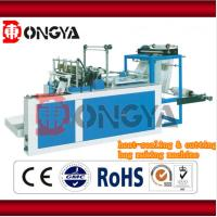 Automatic Pouch Packing Machine , Plastic Ldpe Bag Making Machine