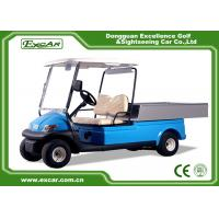Buy cheap EXCAR 48V Trojan battery Hotel Buggy Car 2 Seats Electric Utility Golf Carts from wholesalers